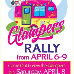 Pioneer to host The Glampers