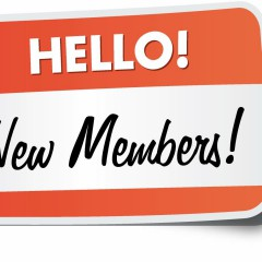 Welcome new Chamber Members