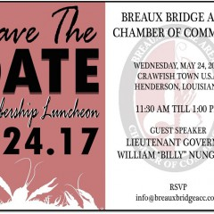 Save the Date  Membership Luncheon