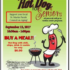 Hot Dogs for Seniors